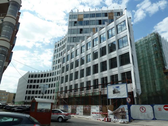 Озерковская набережная, вл. 22-24 Строительство делового многофункционального центра