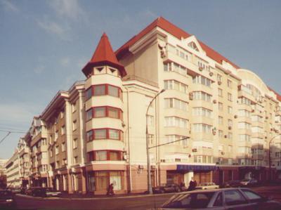 Москва, Банный пер., д.3