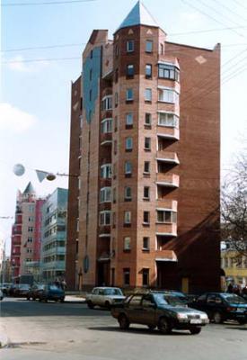 Москва, Даев пер., д.14