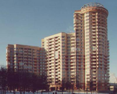 Москва, ул. Высокая, д. 21