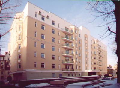 Москва ул. Гиляровского, 62