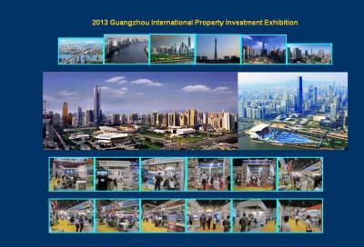 Международная выставка инвестиций в недвижимость в Гуаньчжоу, 2013