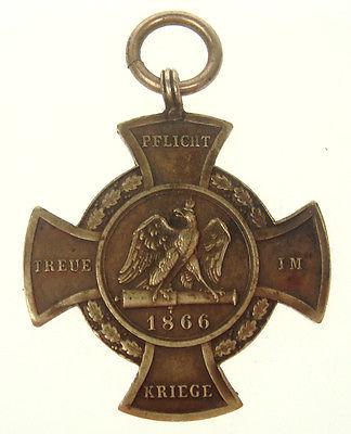 Кёниггрецкий памятный крест (Erinnerungskreuz Königgrätz)