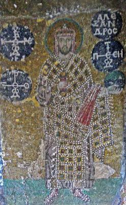 Литературная и политическая деятельность Константина VII