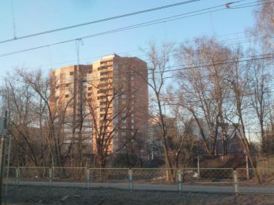 Новостройки на месте бывших промышленных зон Москвы