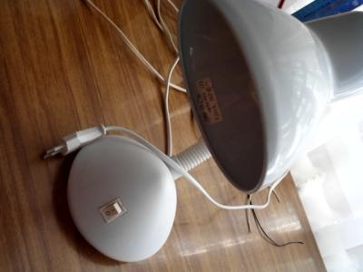 определение работоспособности светильника-указатель напряжения для дома.