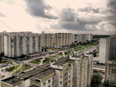 Бульвар Дмитрия Донского
