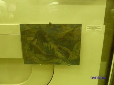 Рептилии текодонты
