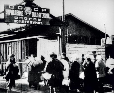 на 1936-1938 гг. приходится пик массовых сталинских репрессий